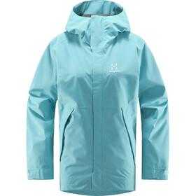 Haglöfs Tjärn Jacket Women, niebieski